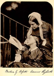 Christina rossetti and mother