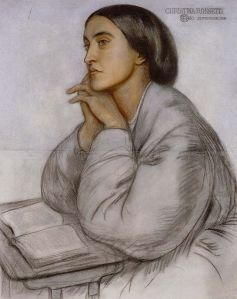 Christina_Rossetti_ by dante
