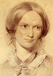 Brontë's publisher, George Smith, commissioned this portrait of the novelist from George Richmond (1809-1896),  as a gift for her father.