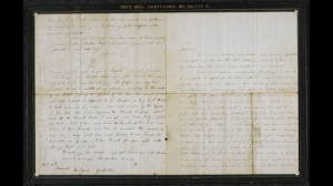 Charmotte Bronte's Letters to Héger in the British Library