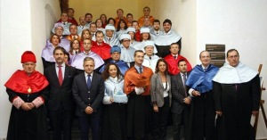 UNED Opening Ceremony in Academic Dress