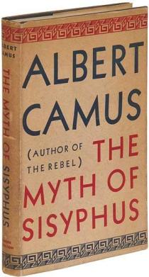 camus albert. the myth of sisyphus and other essays The work can be seen in relation to other absurdist works by camus: the novel the stranger chapter 4 of the essay the myth of sisyphus, by albert camus.