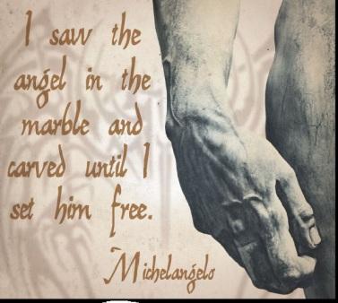 Michelangelo-Angel 1