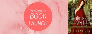 2 days to book launch