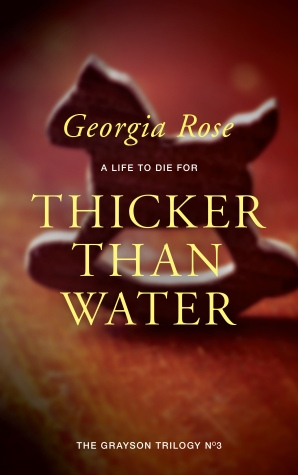 Thicker Than Water - Final cover - Kindle