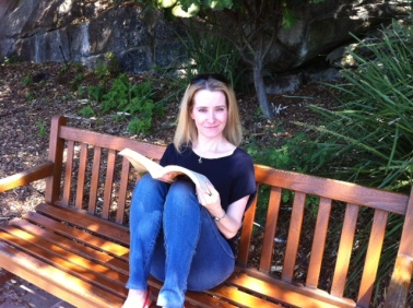 Author photo - Helen J Rolfe 1