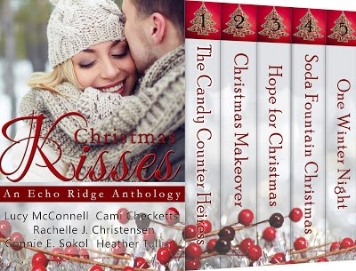 Book Cover Xmas Kisses