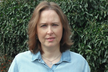 Helen Pollard - author pic