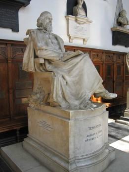 StatueOfTennyson