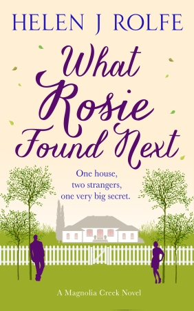What Rosie Found Next - bookcover - KDP version