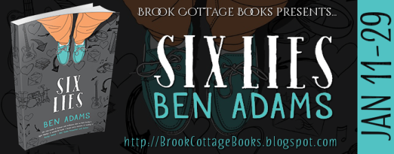 Six Lies Tour Banner