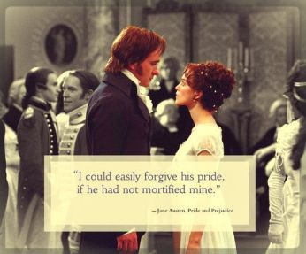 Pride and Prejudice photo