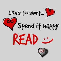 Reading Happy