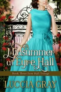 Midsummer at Eyre Hall 1