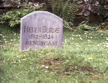 Helen Burns Resurgam