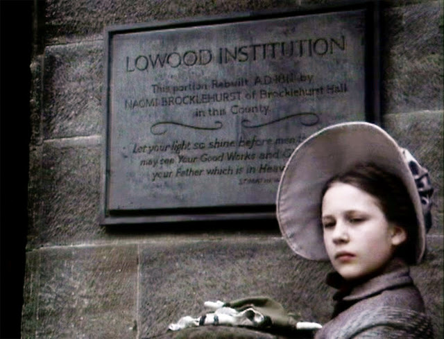 lowood institution for orphan girls essay Beate carlsson advanced lowood institution and throughout her life this essay young orphan jane and her struggles in life as a victorian.
