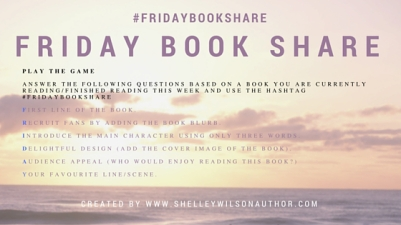 Friday Book Share banner