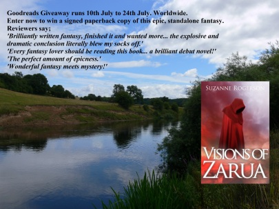 Giveaway Poster Zarua
