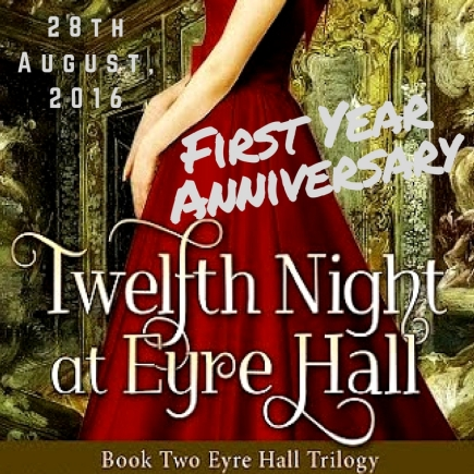 First anniversary 12th Night
