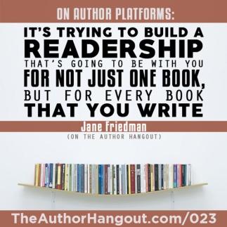 on-author-platforms